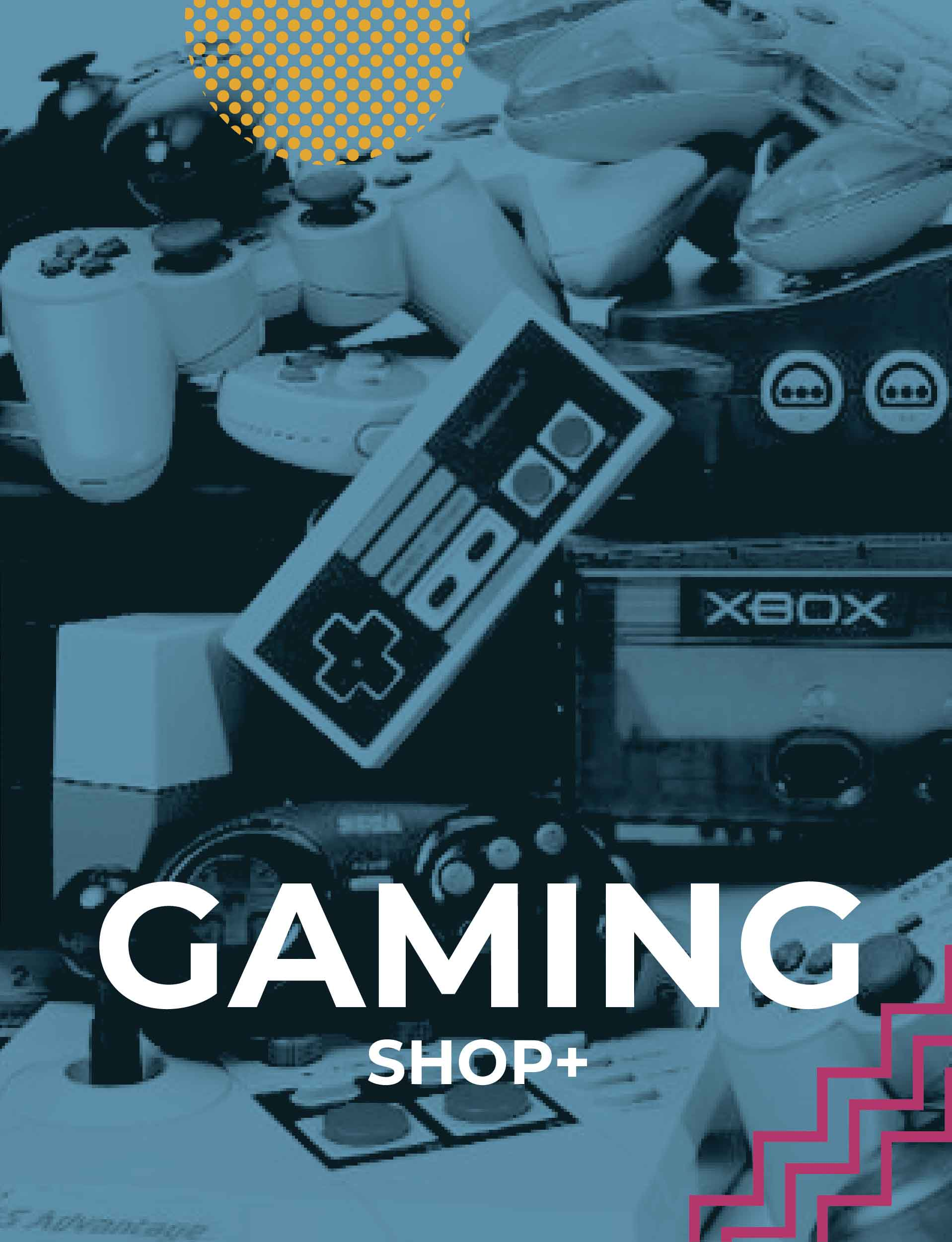 Shop 90s gaming products